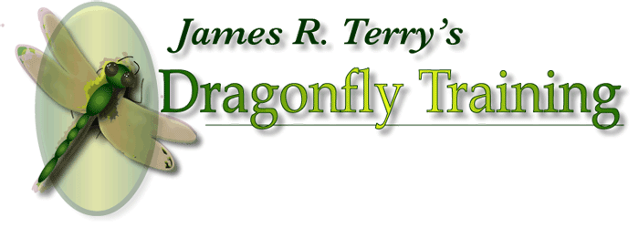 James R. Terry's Dragonfly Training